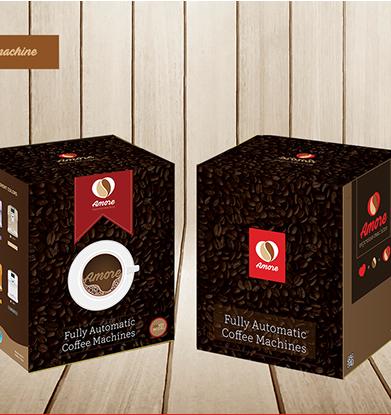 شعار وهوية ماكينات امورى للقهوه 7